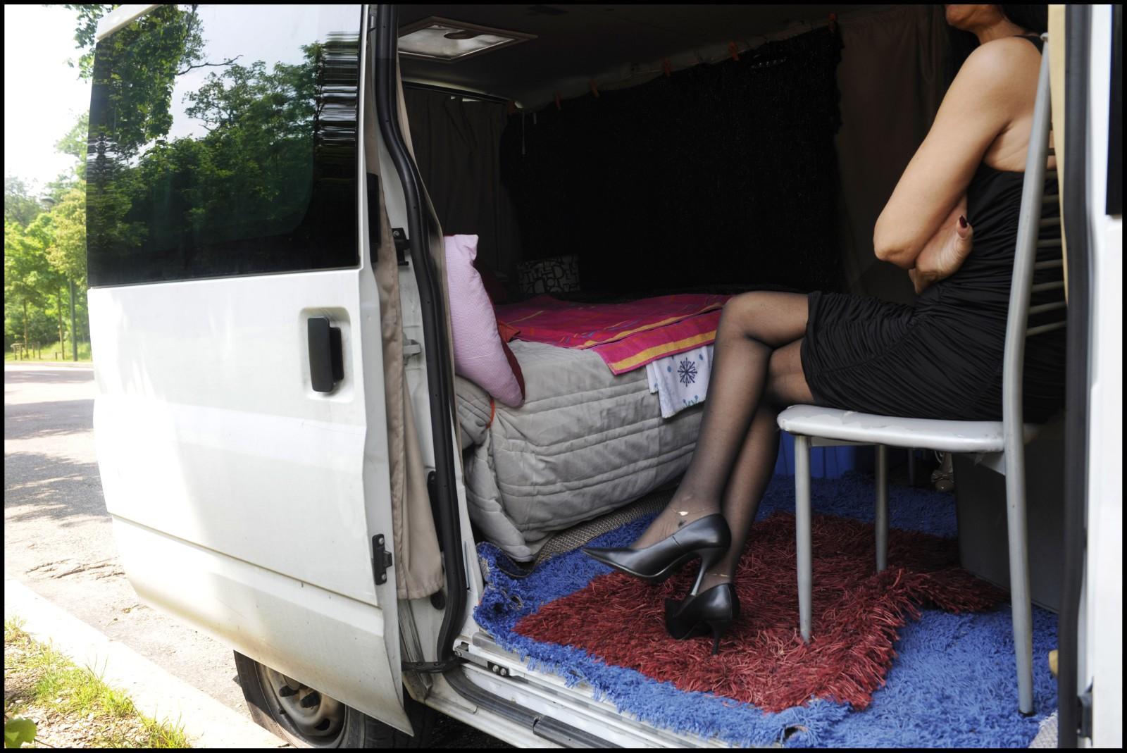 prostituée bois de vincennes