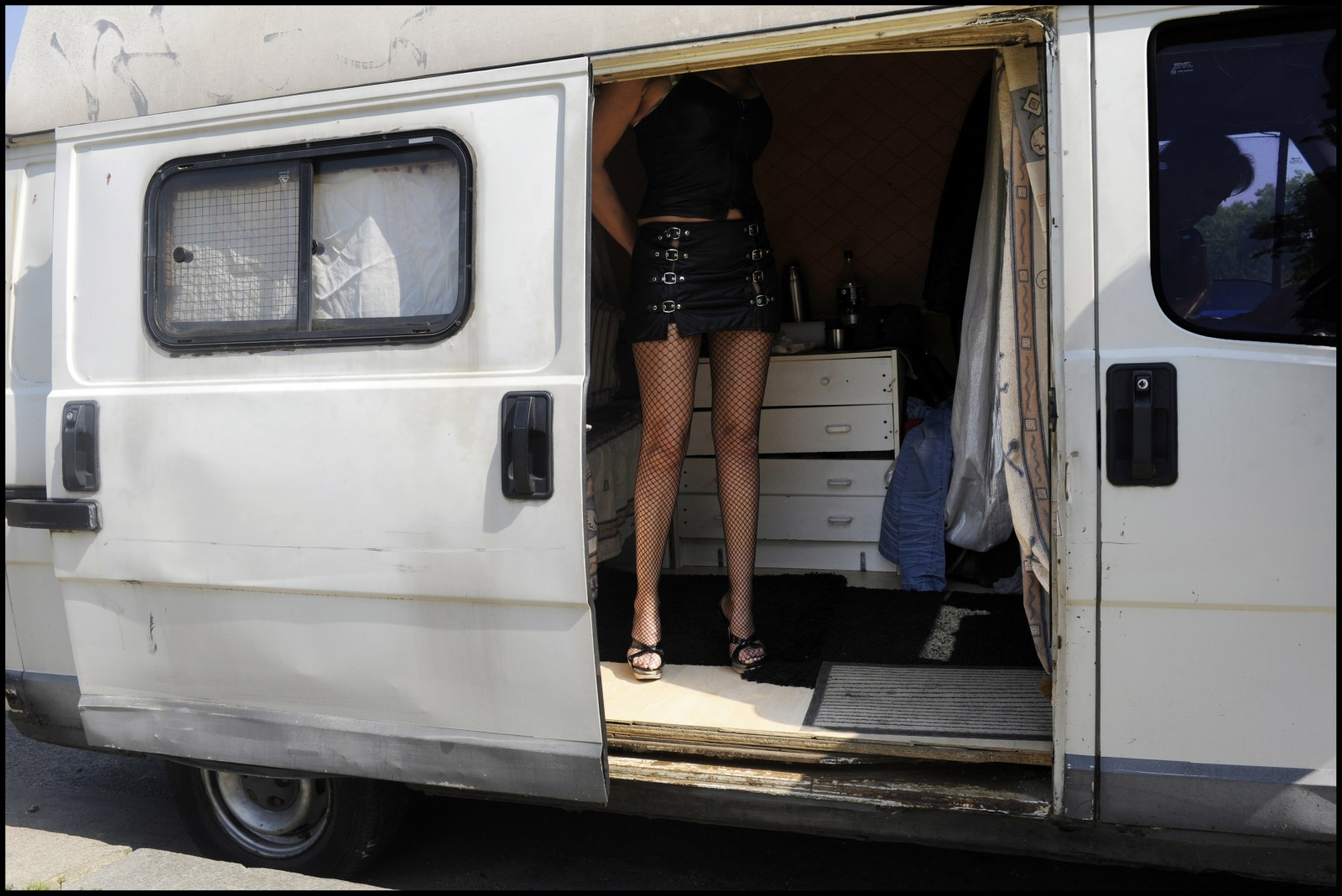 prostituee camion